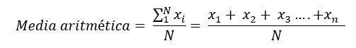 Formula Media Aritmetica