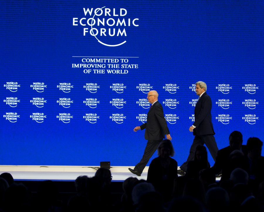 U.s. Secretary John Kerry Remarks At Wef