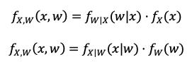 Función De Densidad De Probabilidad Conjunta