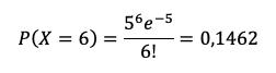 Función De Densidad De Probabilidad De Poisson Ejemplo
