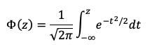 Función De Distribución De Probabilidad De Una Distribución Normal