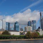 Hochaeuser Frankfurt Am Main Germany Skyscraper