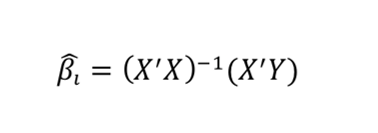 Gauss Markov No Multicolinealidad