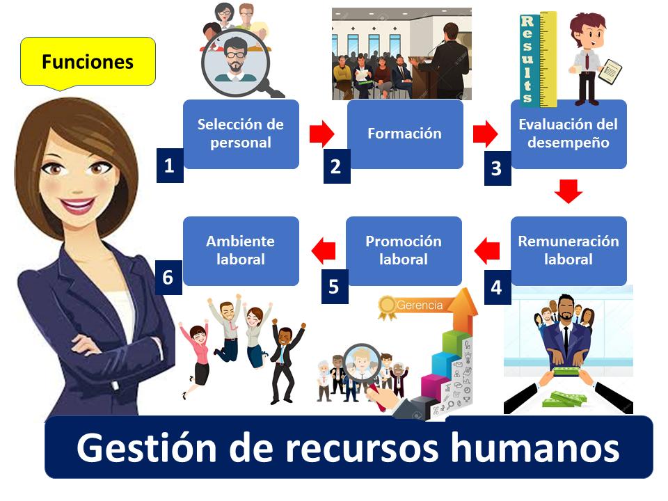 Gestion De Recursos Humanos Funciones