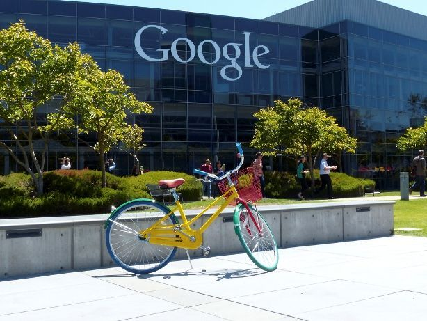 Google Campus Silicon Valley Empleo
