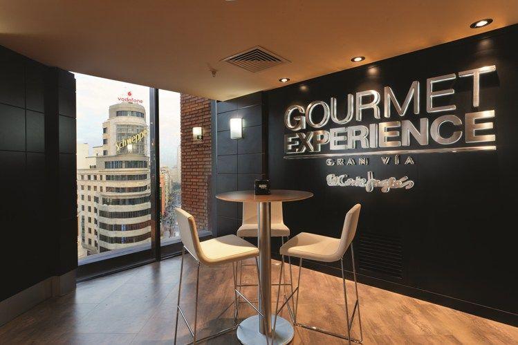 Gourmet Experience El Corte Ingles