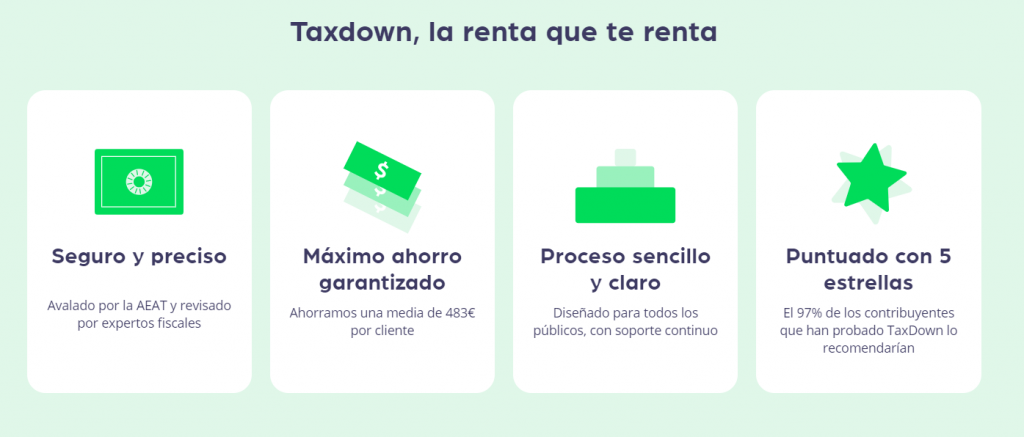 Imagen Taxdown