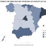 Indice Vivienda En España