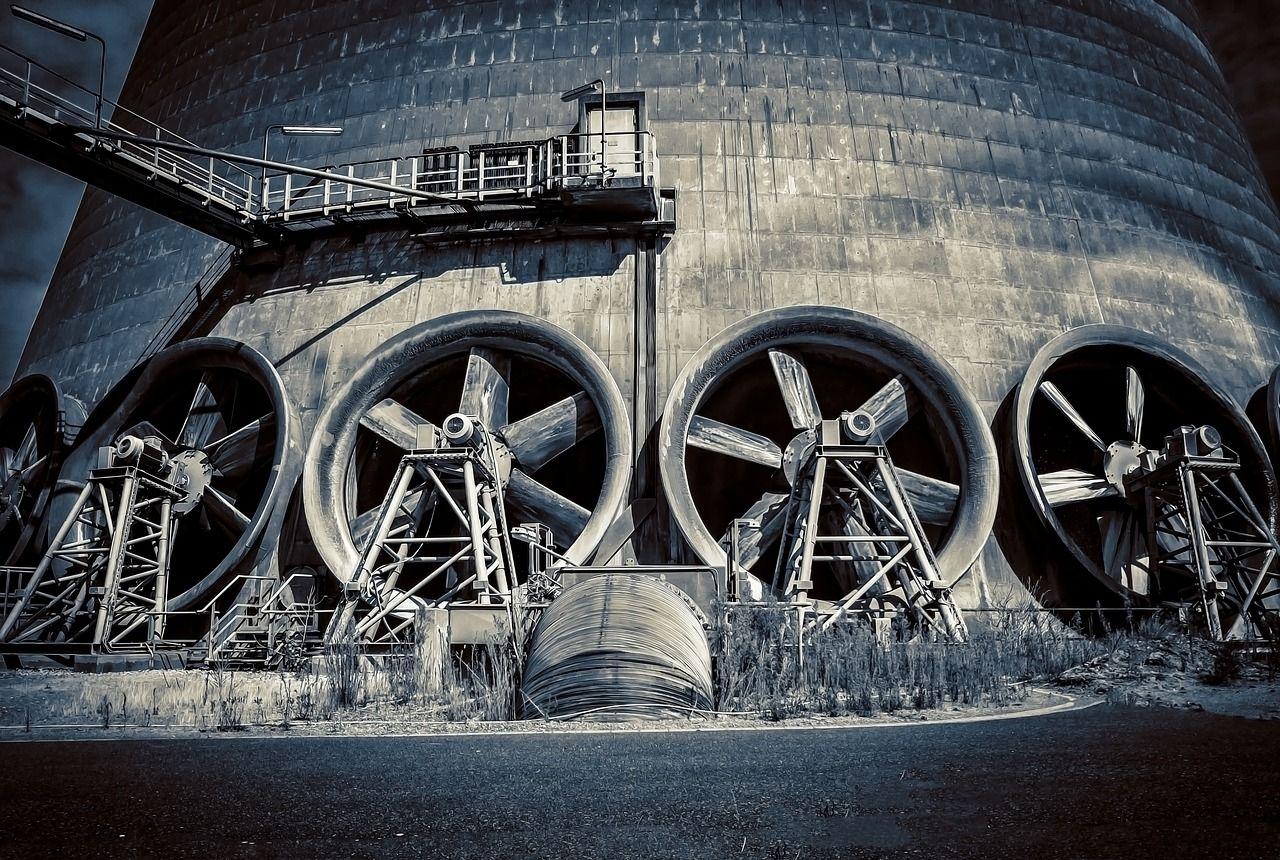 Industria España 1980