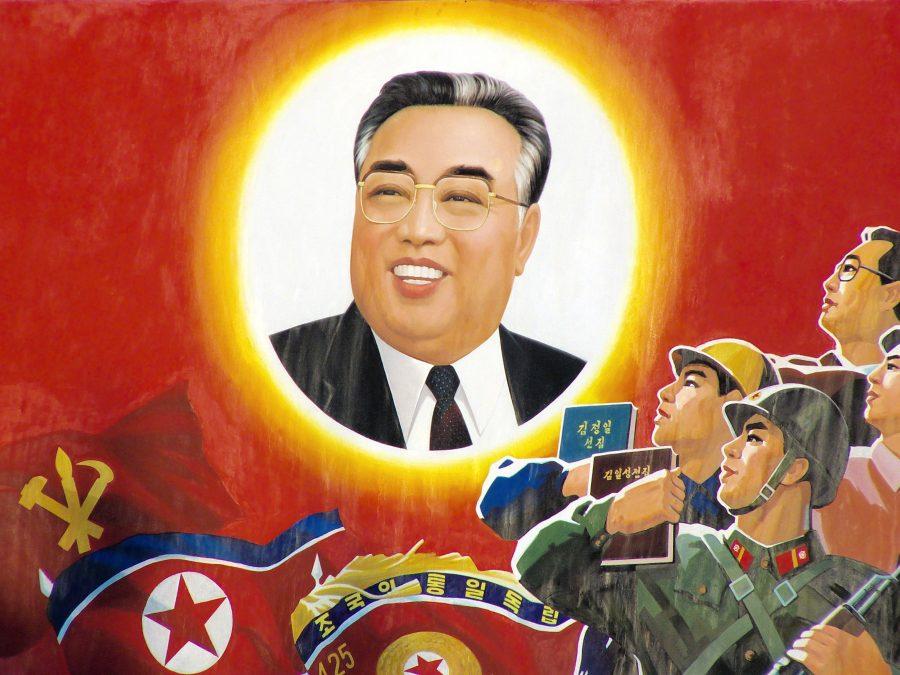 Kim Il Sung Corea Del Norte