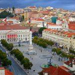 Lisboa Plaza Dom Pedro Iv