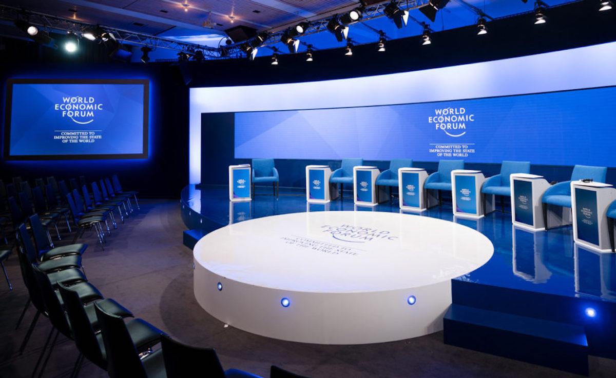 Lo Más Destacado Del Foro De Davos 2021