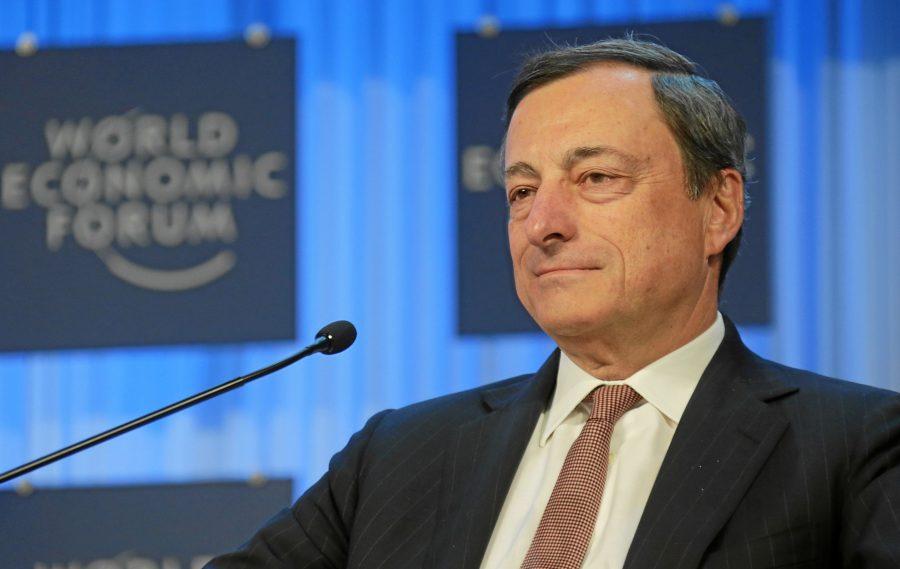 Mario Draghi World Economic Forum 2013