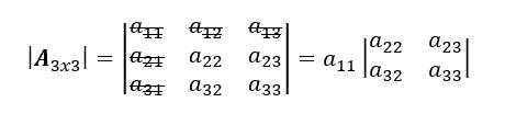 Matriz 3x3 Aa