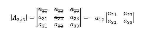 Matriz 3x3 Aaa