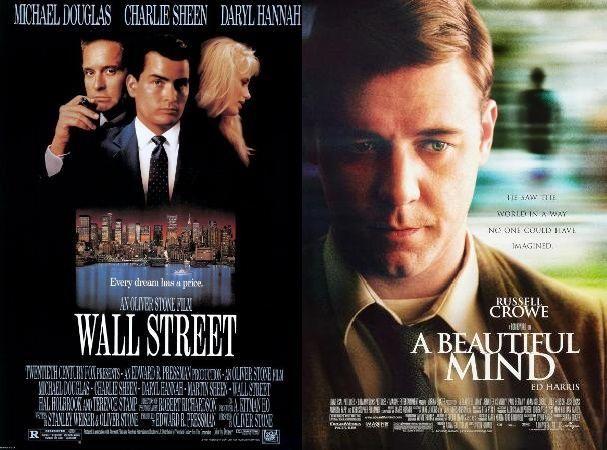 Las 23 mejores películas financieras, económicas y de