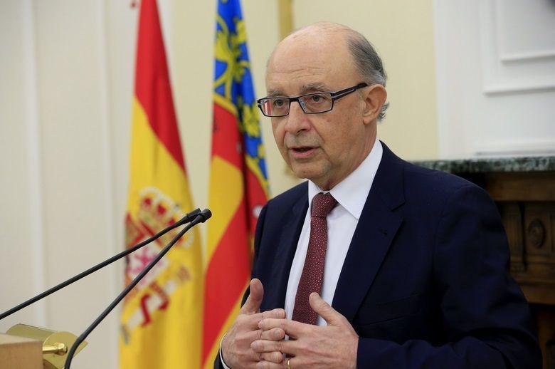 Ministerio De Hacienda España Cristobal Montoro