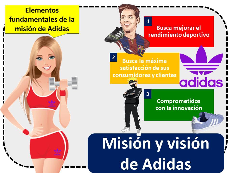 Mision Y Vision De Adidas 1