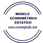 Modelo Econométrico Estático