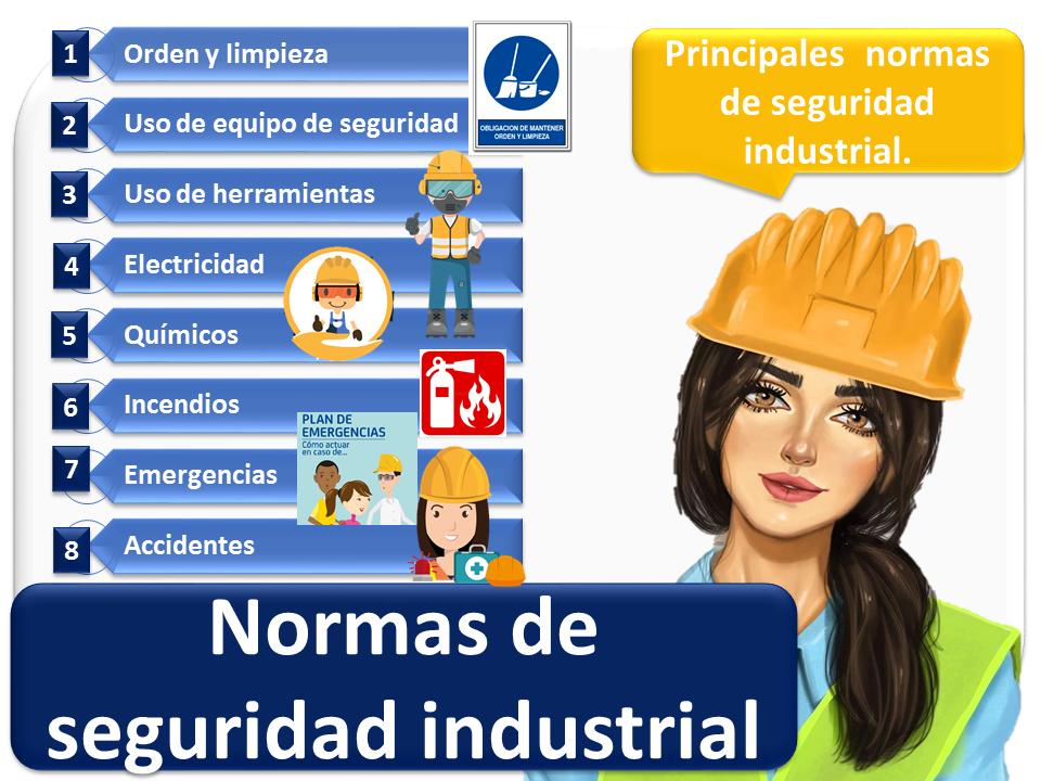 Normas De Seguridad Industrial 2