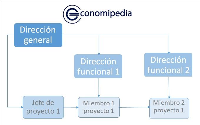 Organigrama Matricial 1