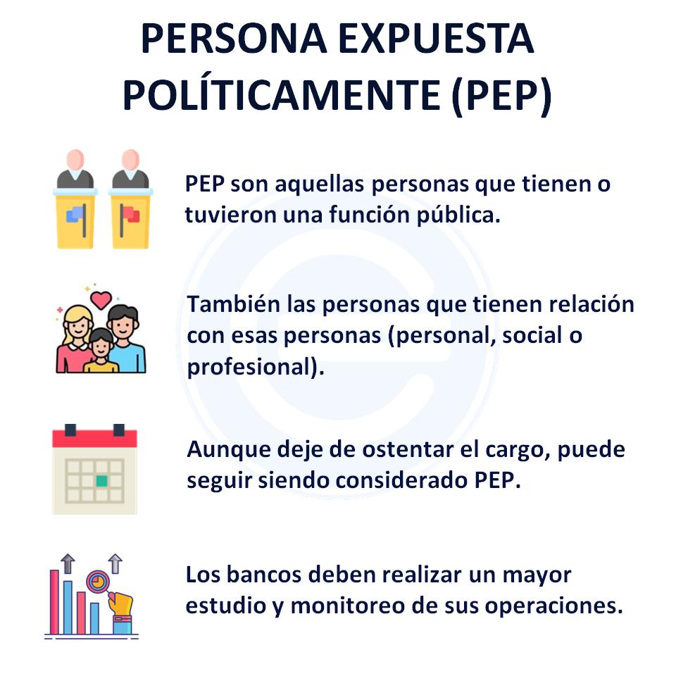 Pep Persona Expuesta Políticamente