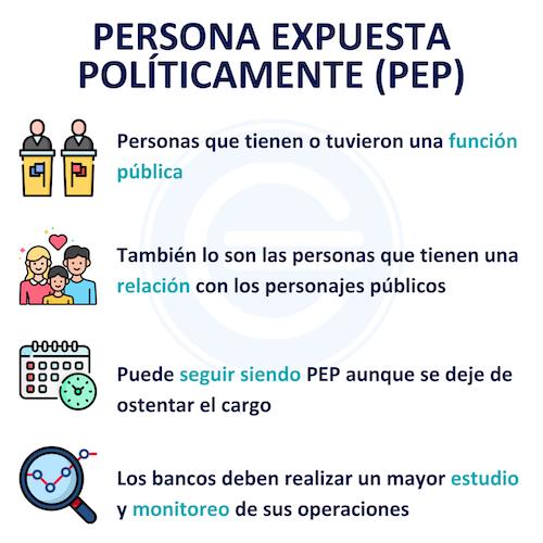 Persona Expuesta Politicamente