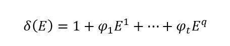 Polinomio Que Depende De E
