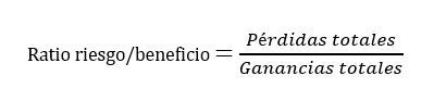 ratio riesgo-beneficio
