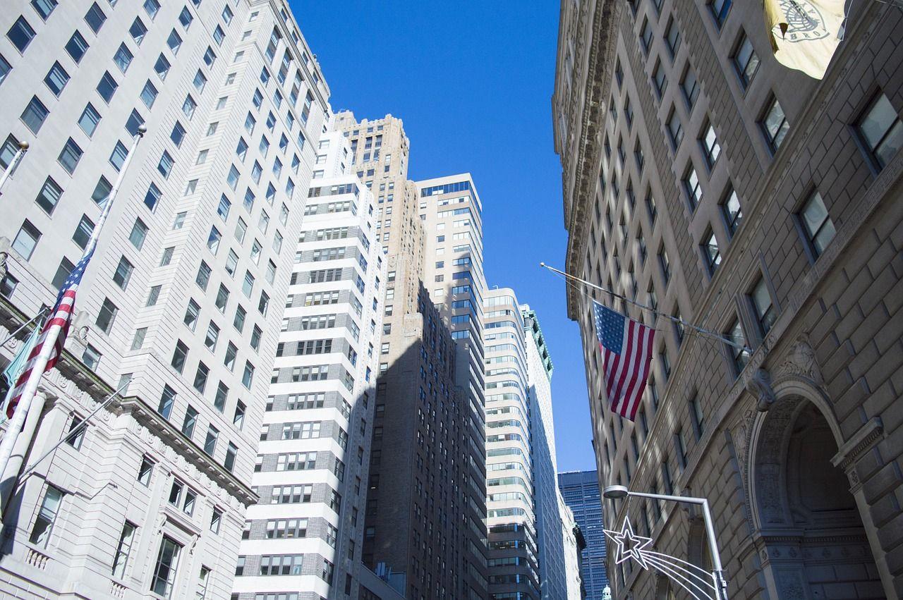 Rebote Wall Street