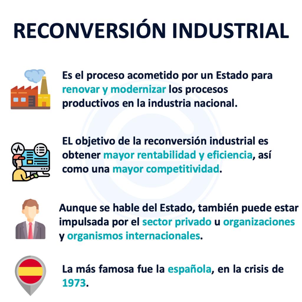 Reconversión Industrial