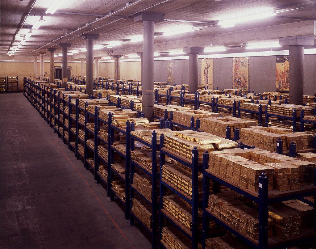 Reservas Oro