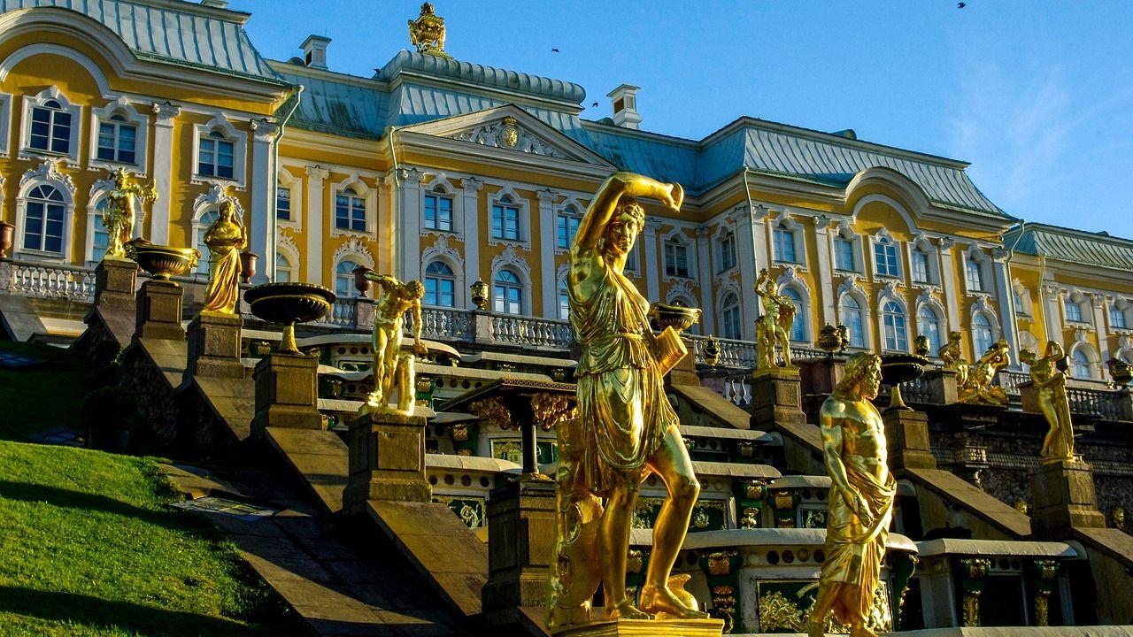 Reservas Oro Rusia
