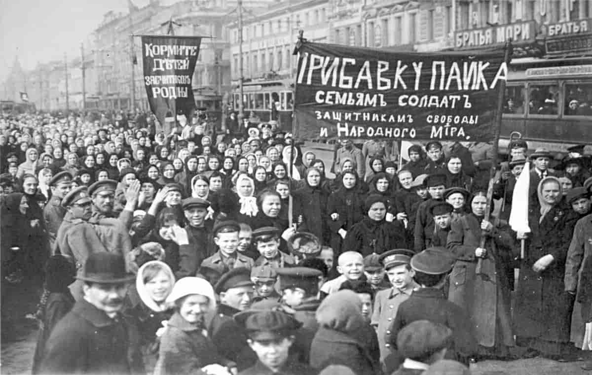 Rusia Revolucion