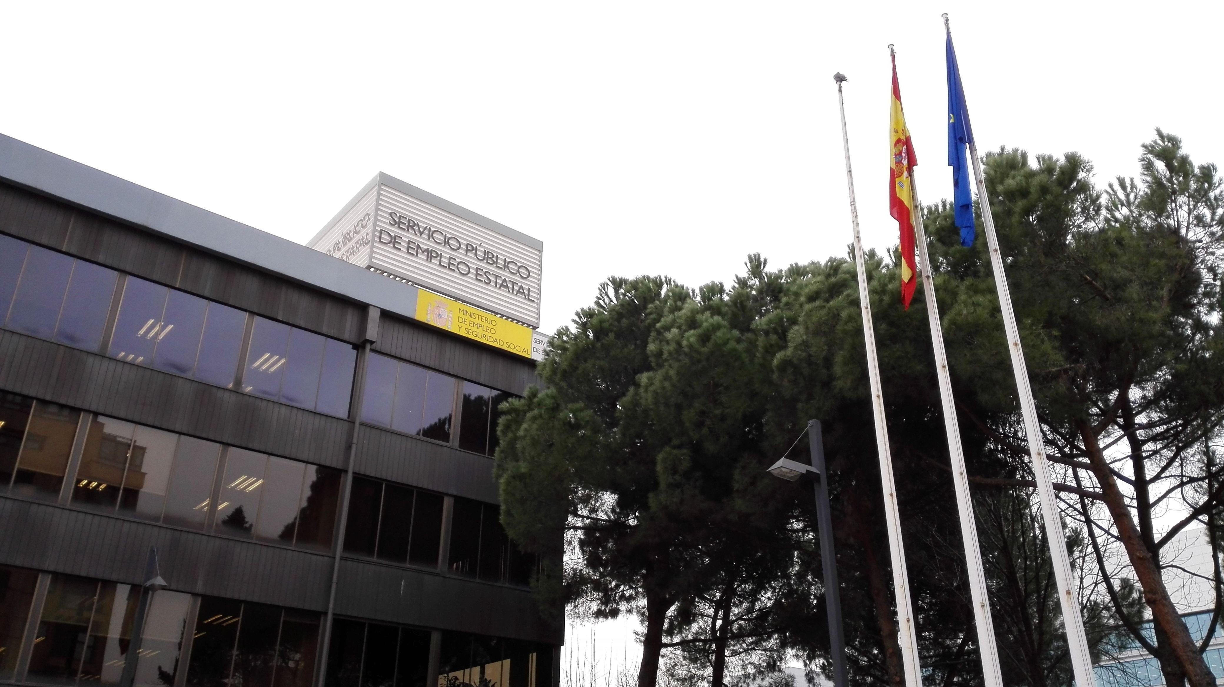 SEPE Servicio Público de Empleo Estatal de España