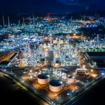 Refinery Plant Oil And Petrochemical Product Industry In Thailan