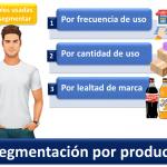 Segmentación Por Producto 1