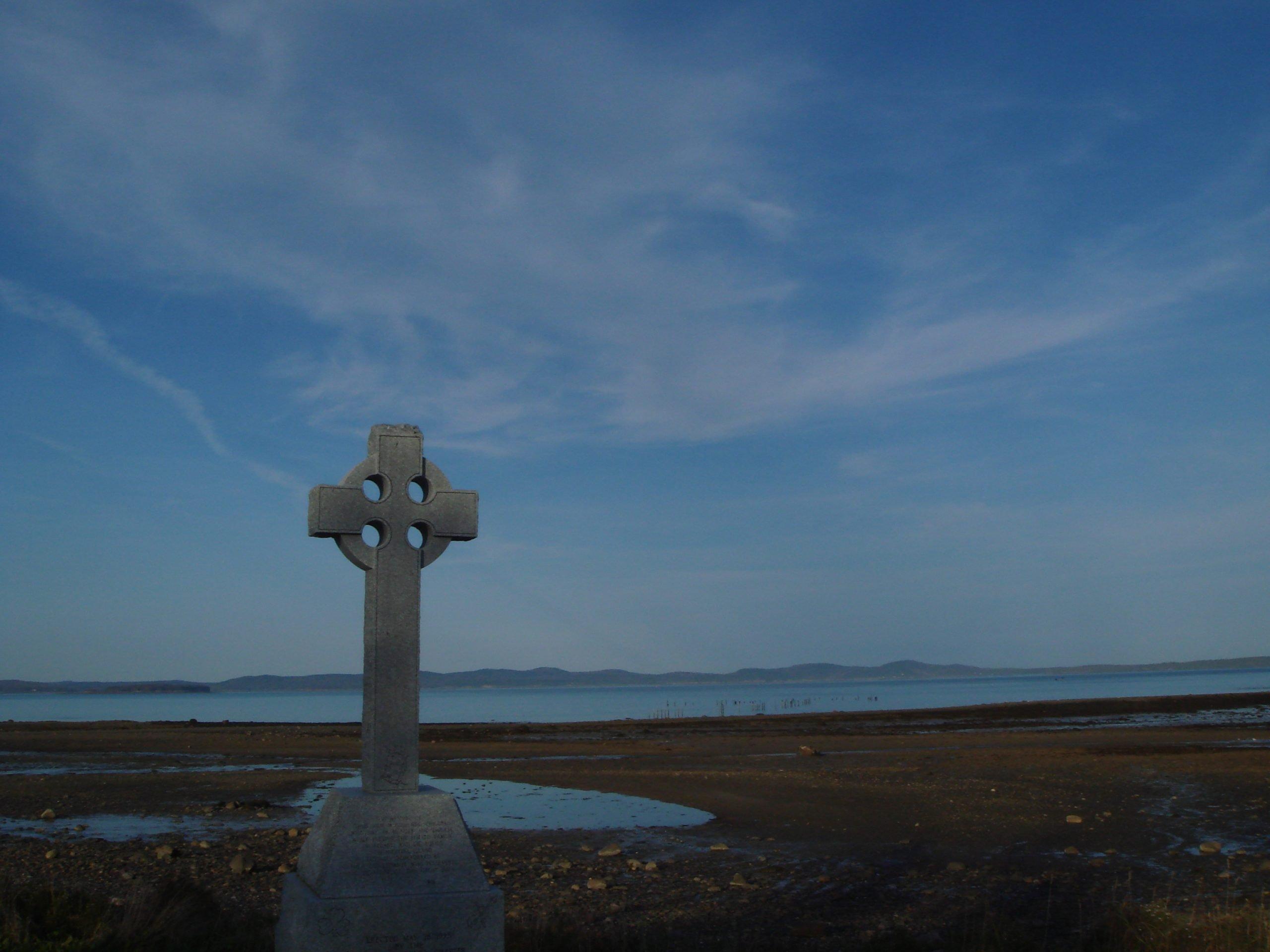 St Andrew's Memorial To Irish Famine 1