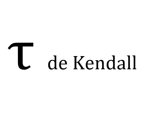 Tau De Kendall Definicion
