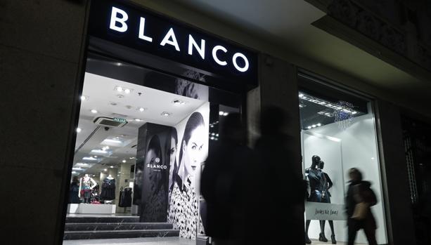 Tienda Blanco