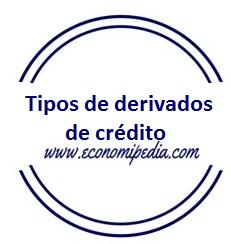 Tipos De Derivados De Crédito