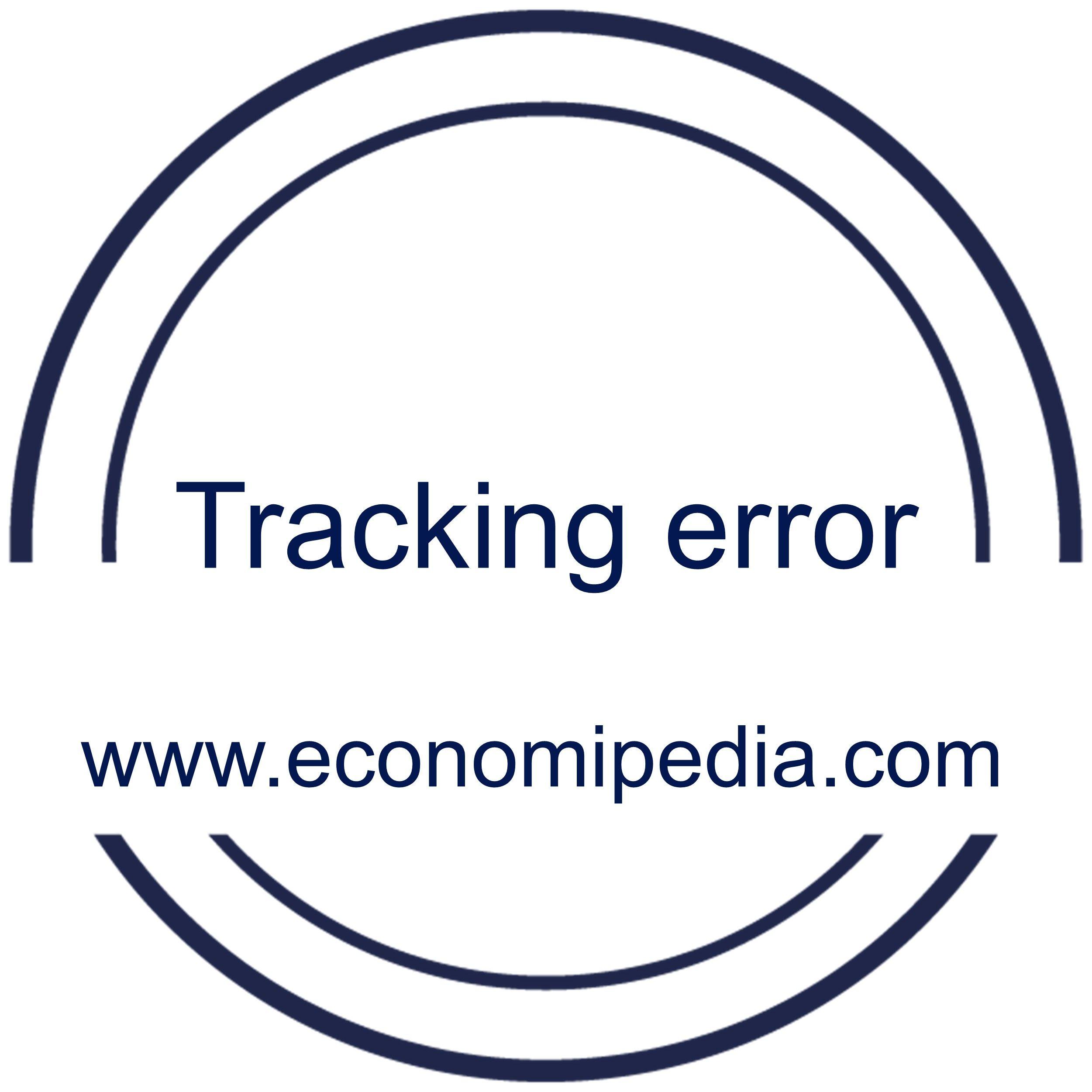 Tracking Error