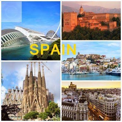 Turismo 2017 España