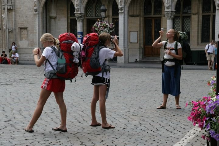 Turismo Por Europa