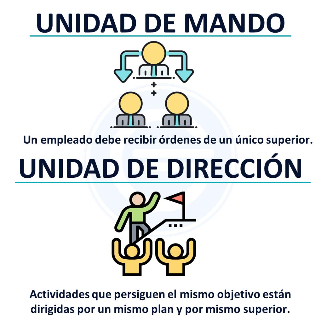 Unidad De Mando Y Unidad De Dirección