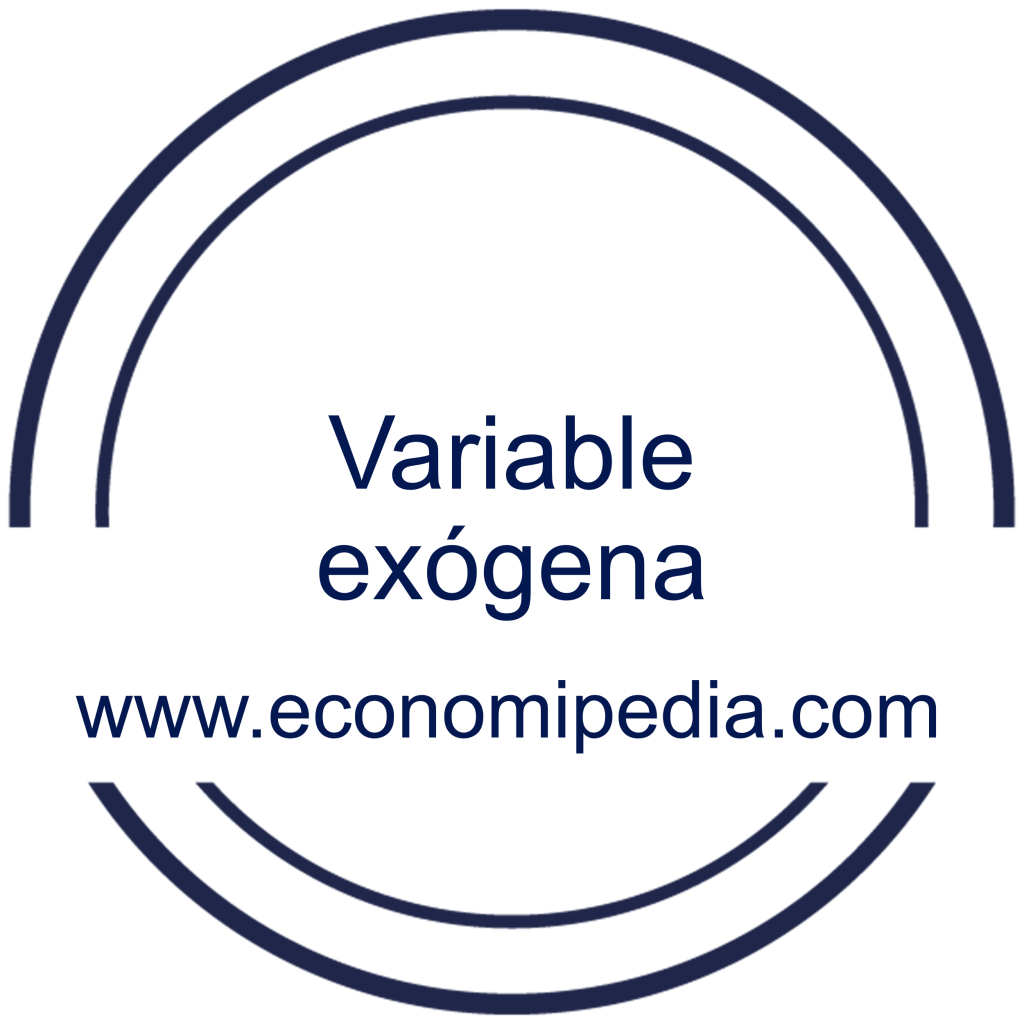 Variable Exógena