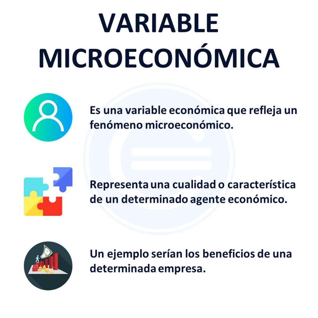 Variable Microeconómica