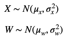 Variables Distribuidas Normalmente