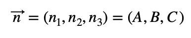 Vector Normal 1