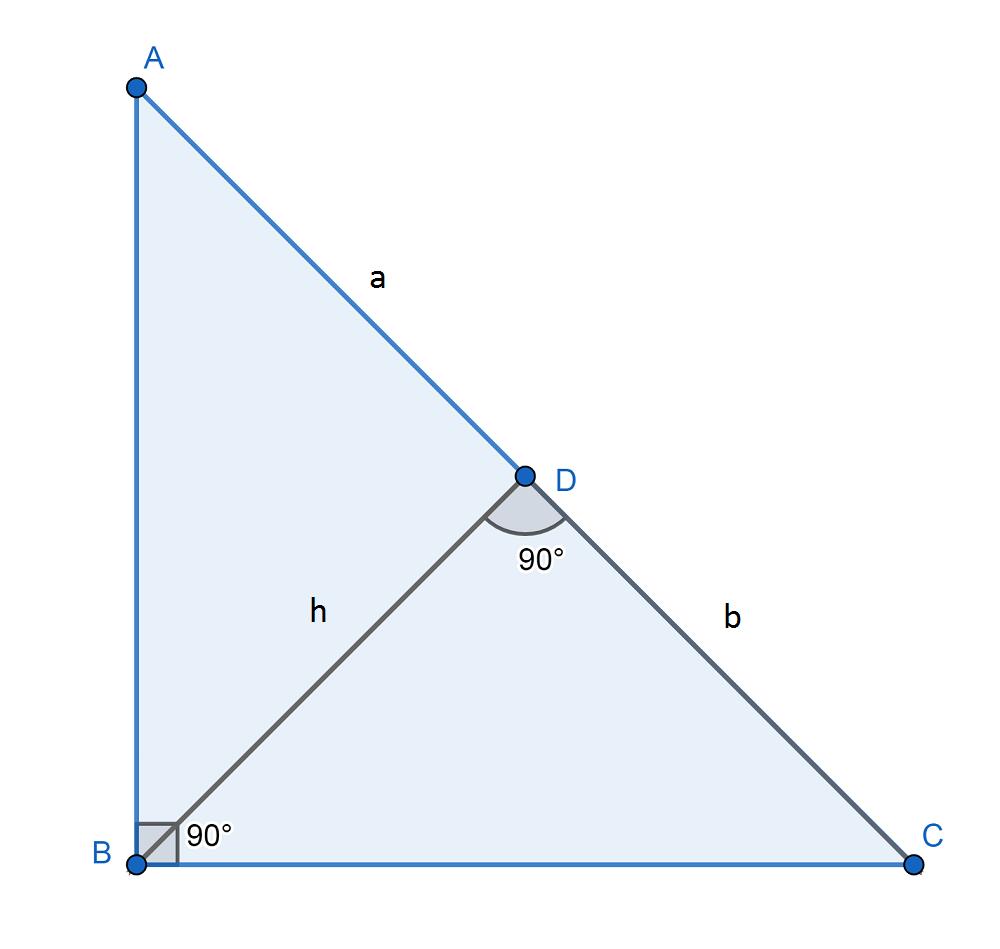 Altura Triangulo Rectángulo